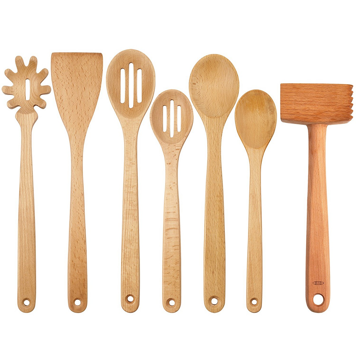 Kitchen the kids in 201 for Wooden kitchen spoons